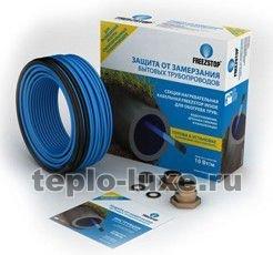 Саморегулирующийся кабель для обогрева труб Freezstop Inside