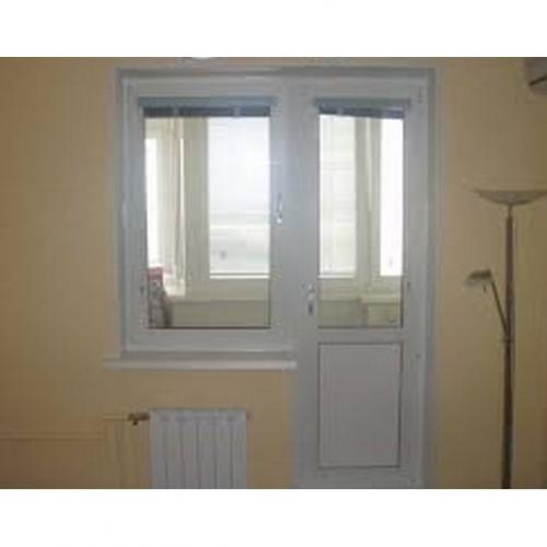 buy popular da2c6 2b75f The balcony block (Plastic balcony doors with a double-glazed window)