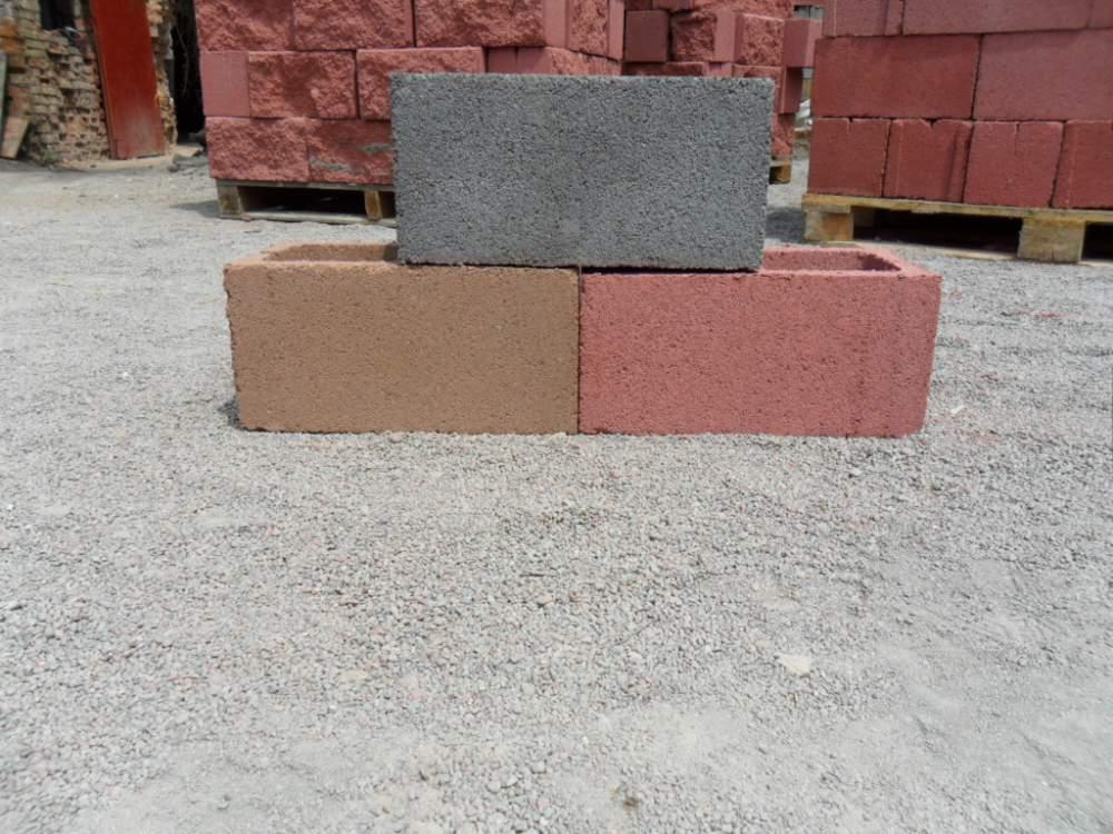 Купить Глакие сплитерные блоки в Алматы