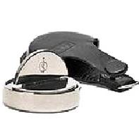 Печать ИП Оснастка карманная со встроенной окрашенной штемпельной подушкой в кожаном чехле  Техно