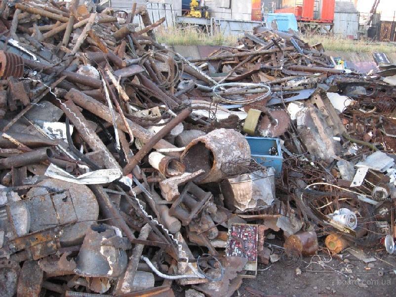 Купить Металлолом стальной