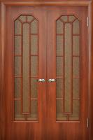 Двери стеклянные межкомнатные