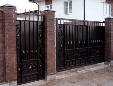 Металлические изделия и конструкции в компании «парсметал». Основное. Также мы изготавливаем готовые конструкции (ворота, перила и др. ).