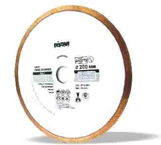 Купить Алмазный отрезной круг 1A1R Hard Ceramics RS25T для мокрой резки на плиткорезах и станках