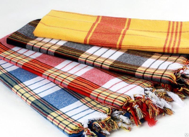 Towel for a hamam