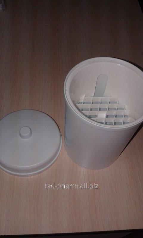 Емкость для хранения термометров