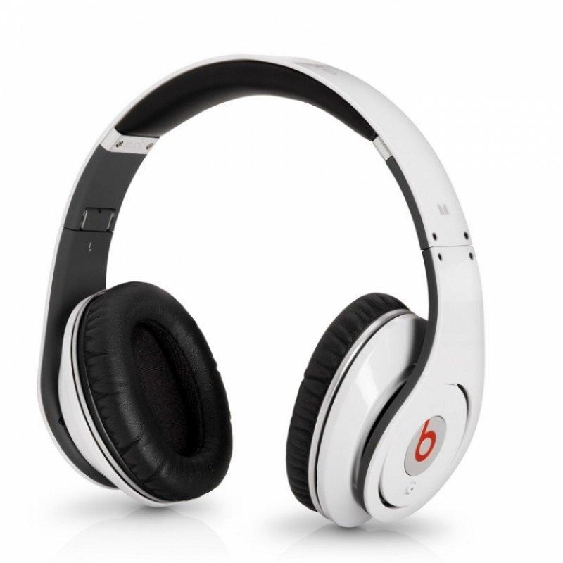 e89a7b9b3 Monster Beats by Dr. Dre Studio 1.0 (White) earphones buy in Almaty
