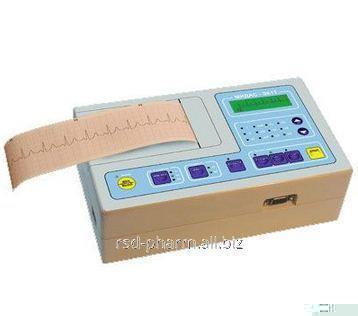 Бумага для аппаратов УЗ, ЭКГ, ЭЭГ, спирографов и различного лабораторного оборудования