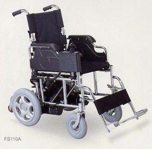 Коляска для инвалидов модель FS110A (DYN40) с компьютерным управлением