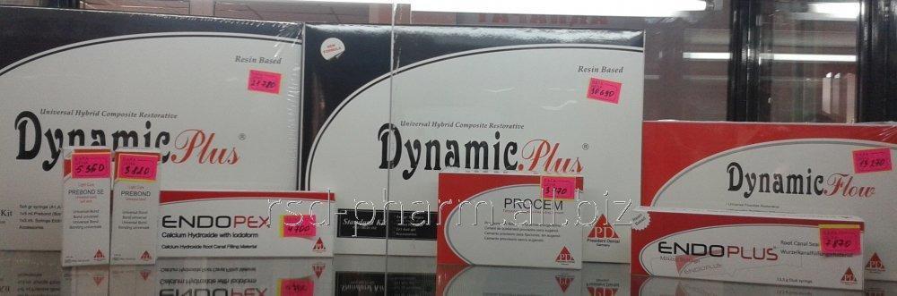 Композитный пломбировочный материал Dynamic Plus