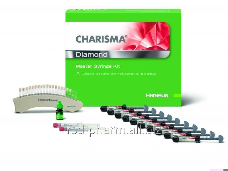 Универсальный композит светового отвеждения Charisma 1 штр*4 гр. 0A2