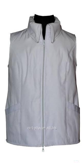 Жилет утепленный, синтепон, подклад стегонный, высокий воротник стойка, наклодные большие карманы.