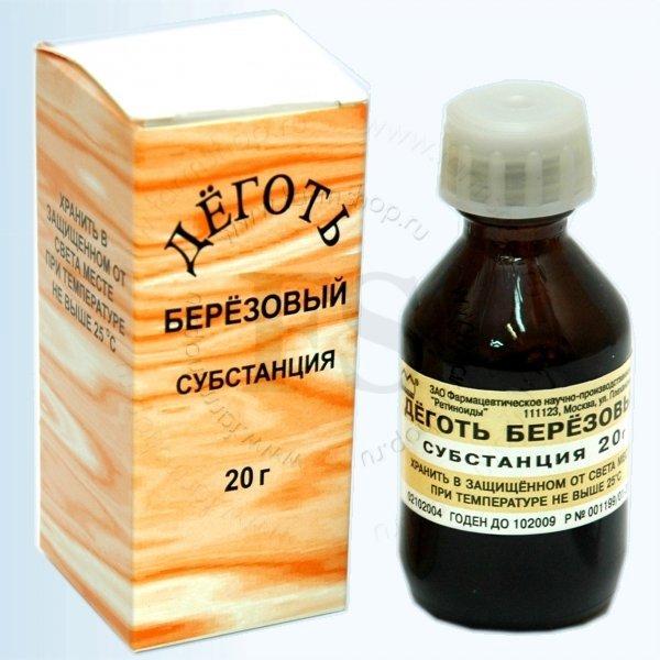 Деготь березовый Ветеринарные препараты купить в Павлодаре