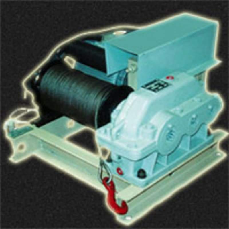 Лебедка ТЛ-16А электрическая