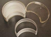 Купить Набор выемок пластиковых Полумесяц, арт. ТРС2067