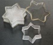 Купить Набор выемок пластиковых Звезда , арт. ТРС2061