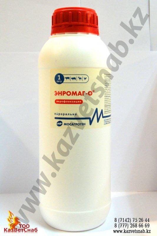 Купить Энромаг-О оральный раствор 1 л