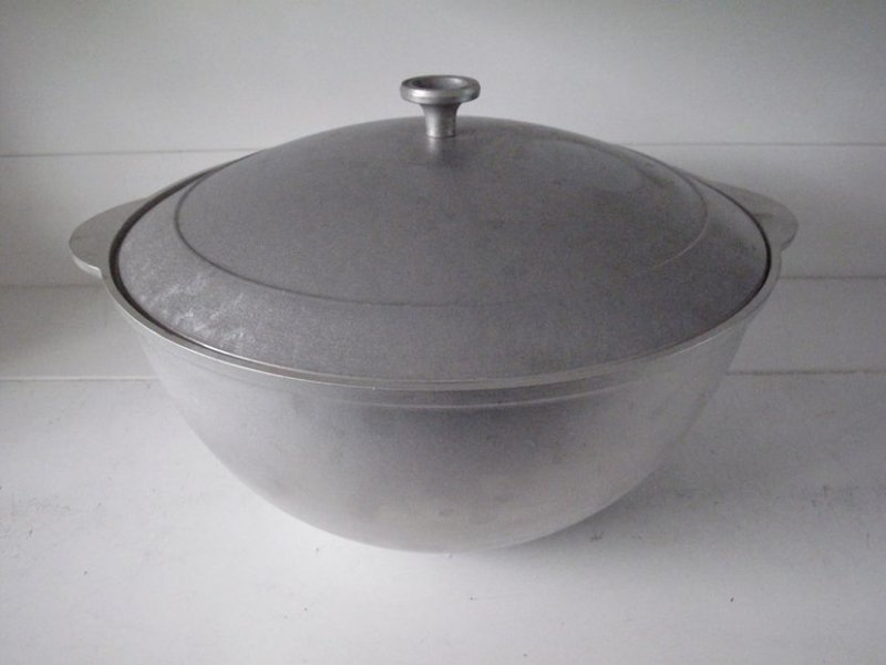 Buy Cauldron aluminum 7 liters, art. K70