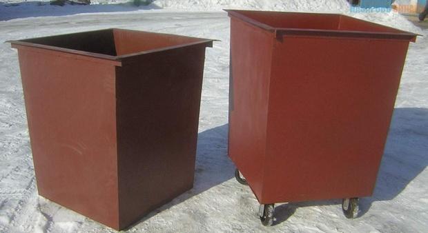 поиск где в уссурийске можно купить контейнер под мусор рассказам его