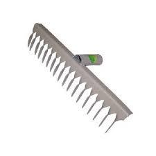 Грабли садово-огородные витые 18 зубьев