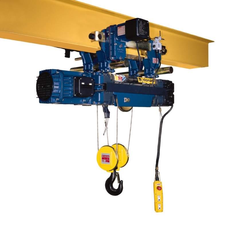 The telpher (tal electric) loading capacity is 6,3 t Karaganda