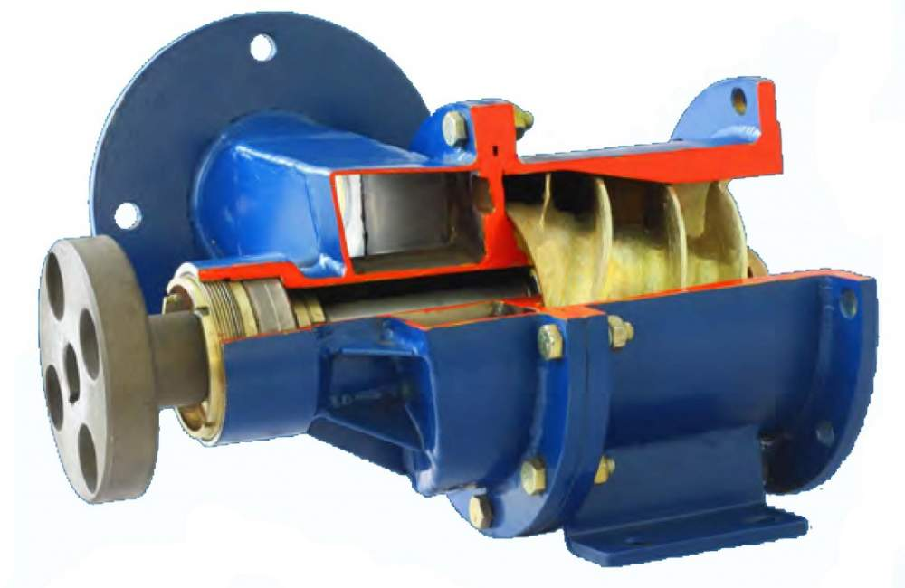 Компактная насосная установка УОДН 120-100-65