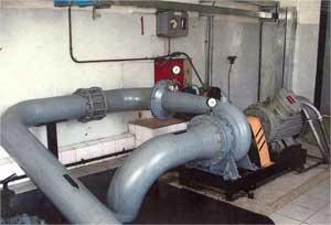Насосная установка УОДН 440-400-350