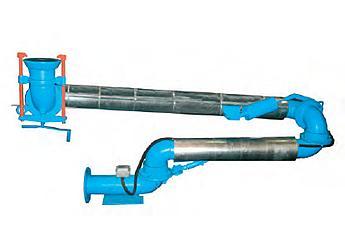 Устройство УСН-150Э-04 с зоной действия 4 м для нижнего слива нефти