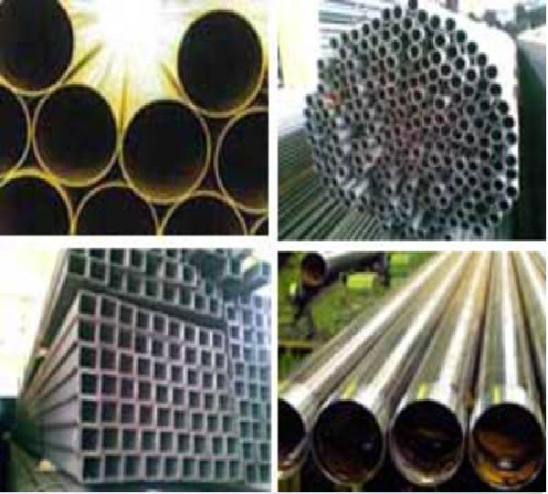 Трубы стальные электросварные прямошовные сортамент, гост 10705-80.