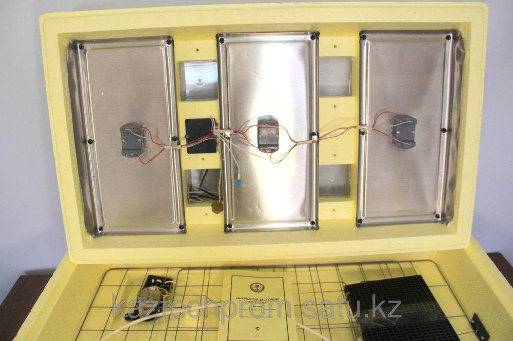 Инкубатор Золушка на 98 яИц с автопереворотом 220В/12В