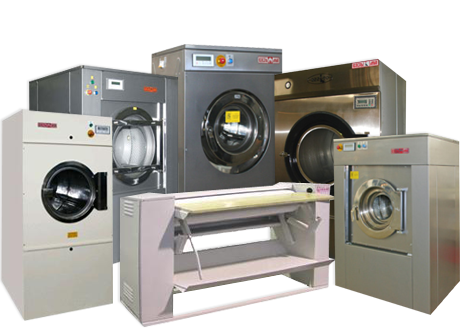 Buy Laundry the equipment, Dry-cleaners, Minilaundries, the Equipment laundry, Ironing tables, Barrier cars for medicine, Calenders, the Press, Paromanekena.