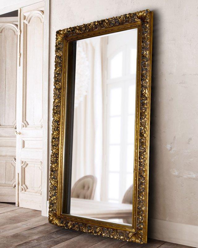 Рама для зеркала из багета