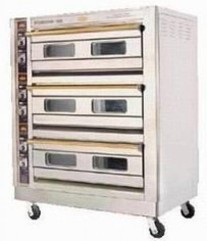 Шкаф жарочный 3-х секционный (электрический)