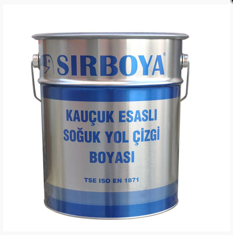 Buy Mastic rubber, paint for a marking of roads