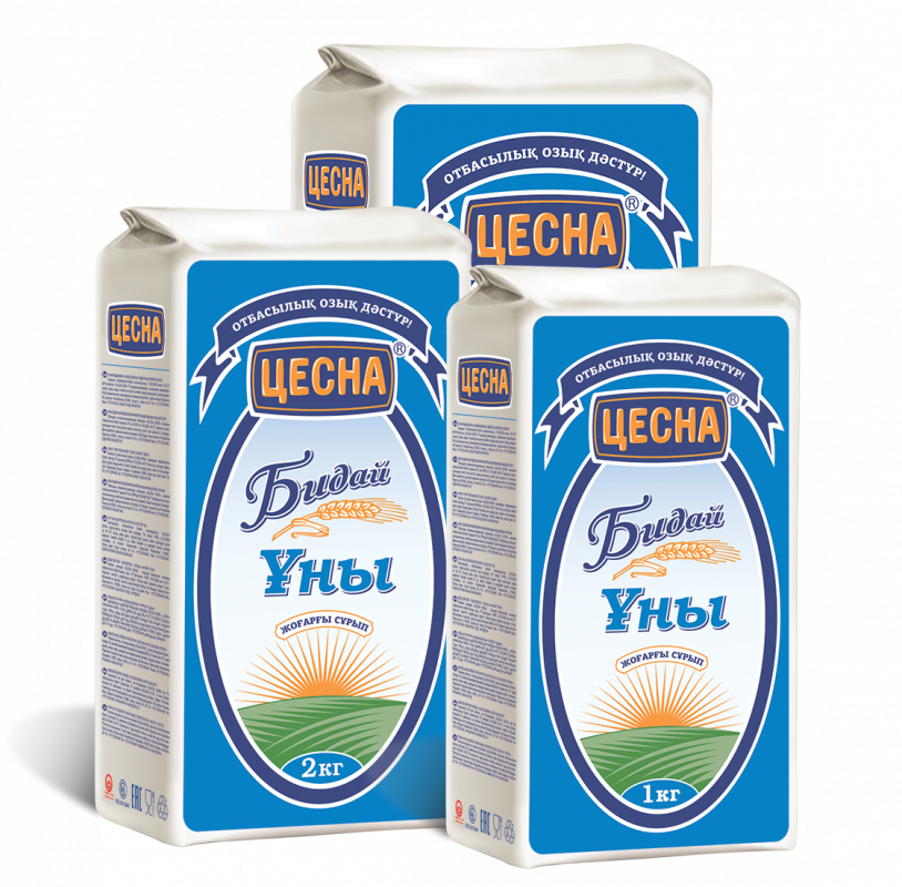 Buy Flour wheaten Tsesna premium