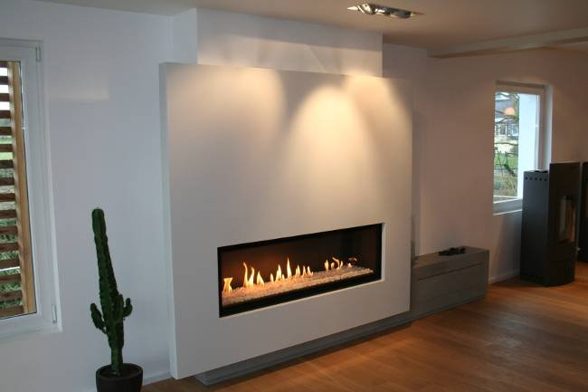 Gas fireplace of Cosmos 145 — Buy Gas fireplace of Cosmos 145 ...