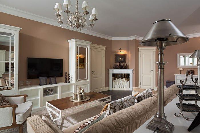 Купить дизайн интерьера квартиры