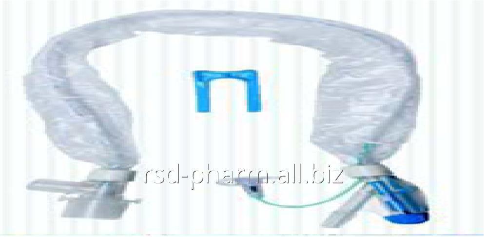 Закрытая аспирационная система SuctionPro 72 в наборе