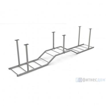Buy Horizontal bar ceiling for functional training of FOREMAN FM-834