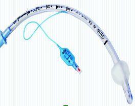 Тубка эндотрахеальная PORTEX с манжетой низкого давления резистентной к закиси азота 8,0