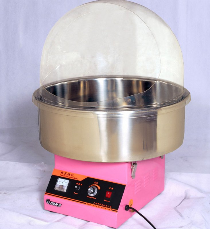 Купол для аппарата сахарной ваты своими руками