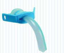 Трахеостомическая трубка PORTEX без манжеты, с коннектором 8,0