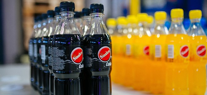 Купить Безалкогольные напитки, бутилированная вода