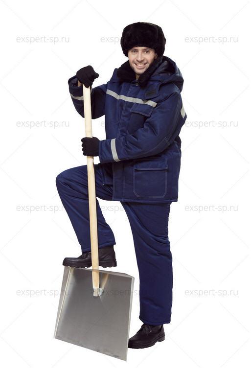 Купить Костюм рабочий Вектор тёмно синий