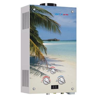Водонагреватель газ Vector Lux Eco JSD20-2 пальма