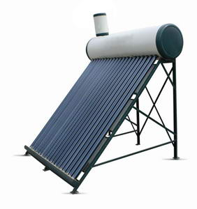 Купить Солнечный проточный водонагреватель СН-09