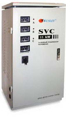Купить Стабилизаторы трехфазные серии SVC
