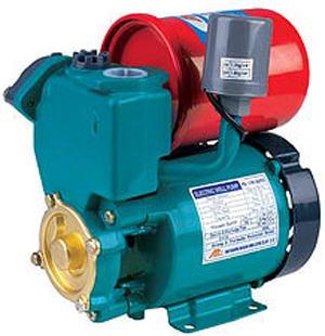 Купить Автоматические насосные станции с гидроаккумулятором 1 литр