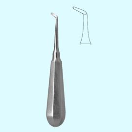 Элеватор зубной для разрушения межкорневых перегородок № 1Р, Э-52 П