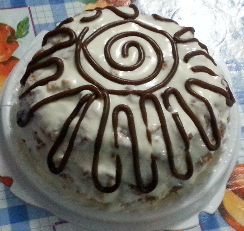 Домашняя выпечка торты и фото